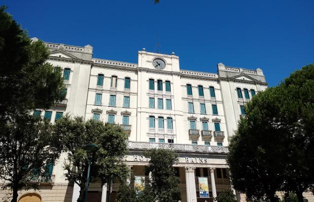фотографии отеля Des Bains изображение №19