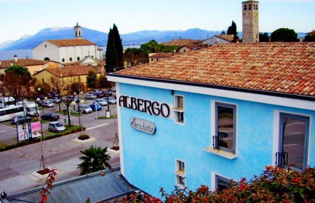 фото отеля Albergo Enrichetta изображение №5