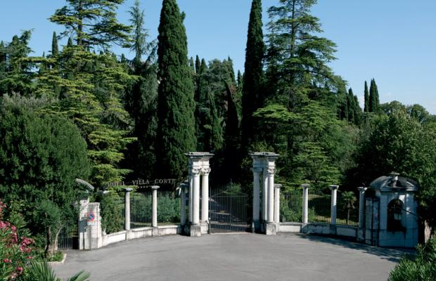 фотографии отеля Villa Cortine Palace изображение №7