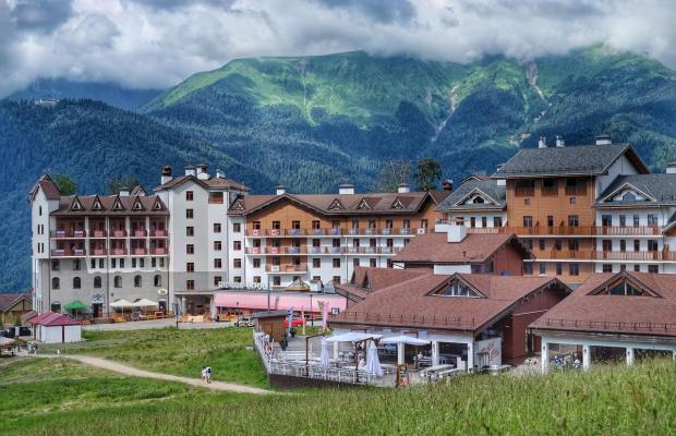фотографии отеля Riders Lodge (Райдерс Лодж) изображение №23
