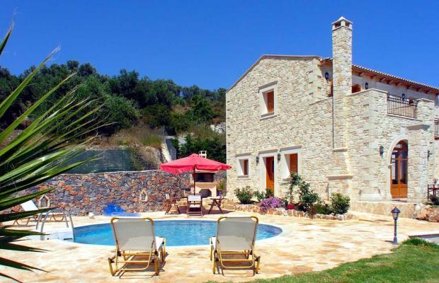 фотографии отеля Cretan Exclusive Villas Hill Top House (ex. Villa Ilios изображение №15