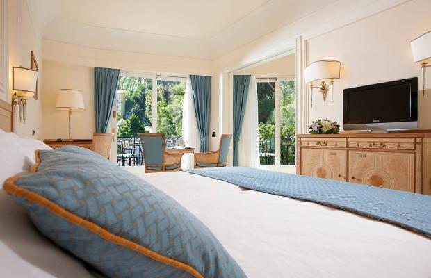 фотографии отеля Grand Hotel Capodimonte изображение №23