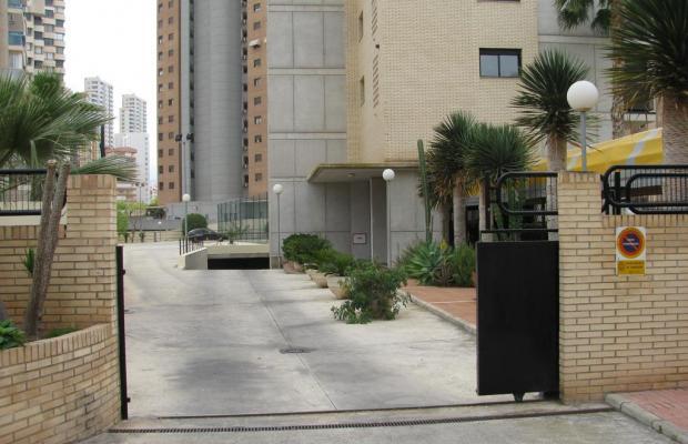 фотографии отеля Torre Ipanema изображение №7