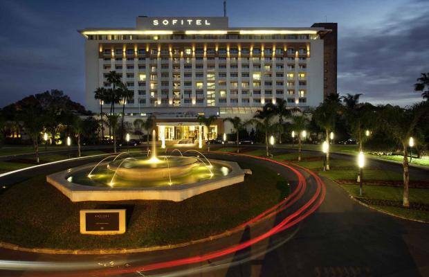 фотографии отеля Sofitel Rabat Jardin Des Roses (ex. Rabat Hilton) изображение №23
