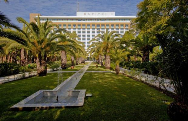 фото отеля Sofitel Rabat Jardin Des Roses (ex. Rabat Hilton) изображение №17