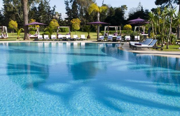фотографии Sofitel Rabat Jardin Des Roses (ex. Rabat Hilton) изображение №12