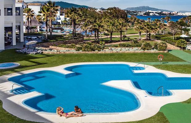 фотографии отеля Fuerte Estepona (ex. Iberostar Suites Hotel Costa del Sol) изображение №3