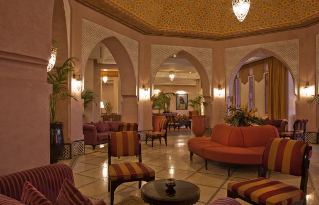 фотографии отеля Kenzi Menara Palace изображение №7
