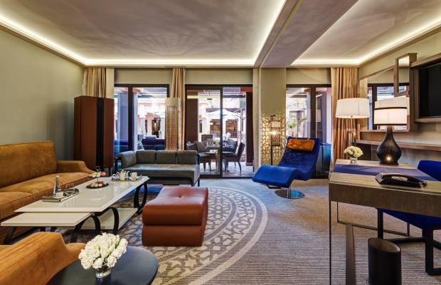 фото Movenpick Hotel Mansour Eddahbi & Palais Des Congres (ex. Mansour Eddahbi) изображение №2
