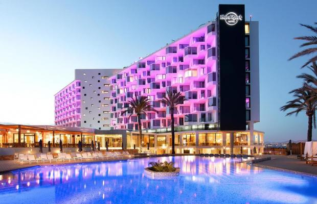 фотографии отеля Hard Rock Hotel Ibiza (ex. Fiesta Club Don Toni) изображение №11