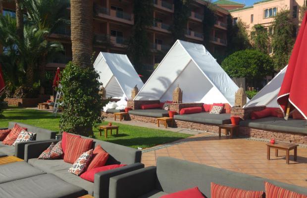 фотографии отеля Sofitel Marrakech Lounge & Spa изображение №7