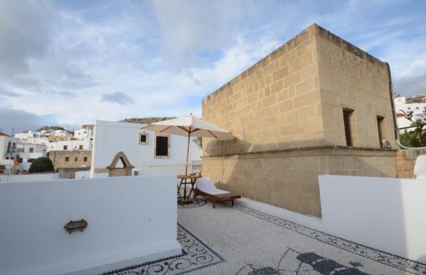 фото отеля Xenones Lindos изображение №13