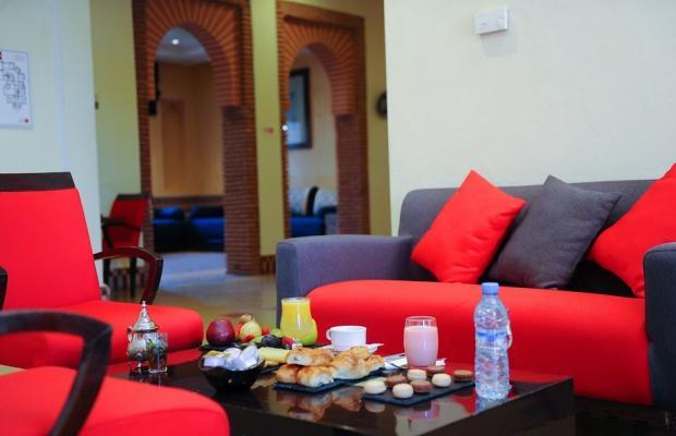 фотографии отеля Ibis Moussafir Ouarzazate изображение №11