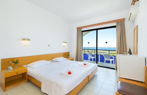 фотографии отеля Afandou Sky Hotel изображение №19