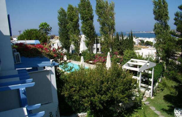 фотографии отеля Panorama Paros Hotel изображение №19